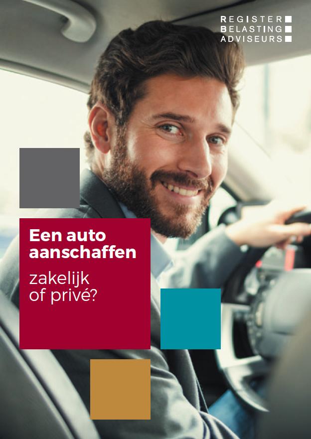 Auto aanschaffen zakelijk of prive