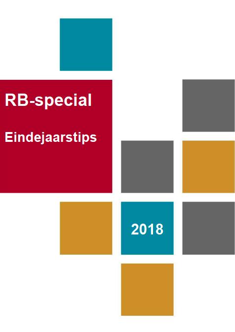 eindejaarstips RB 2018