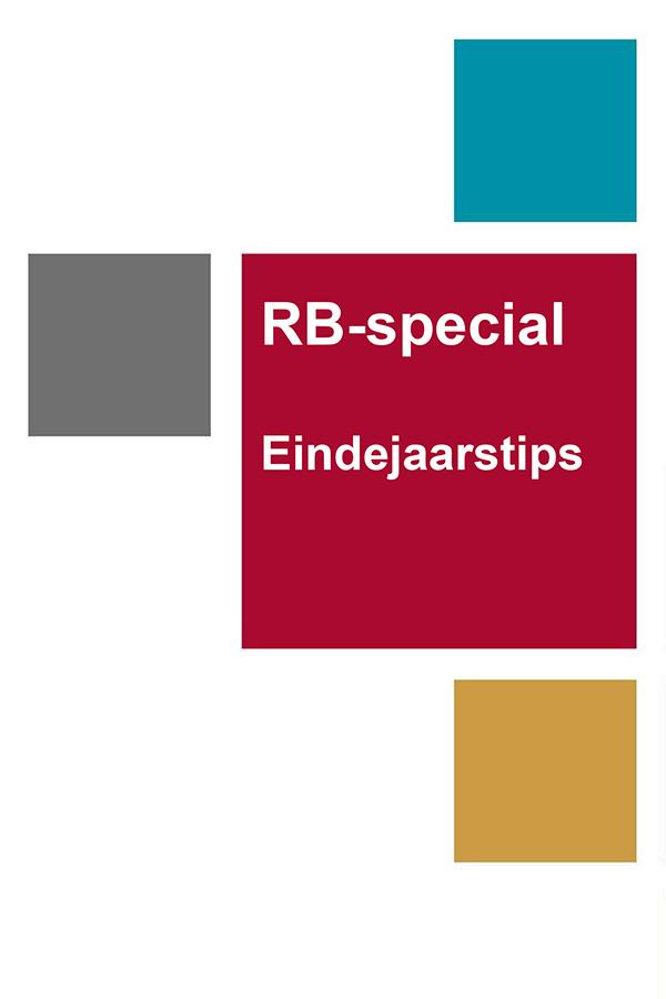 RB Special Eindejaarstips